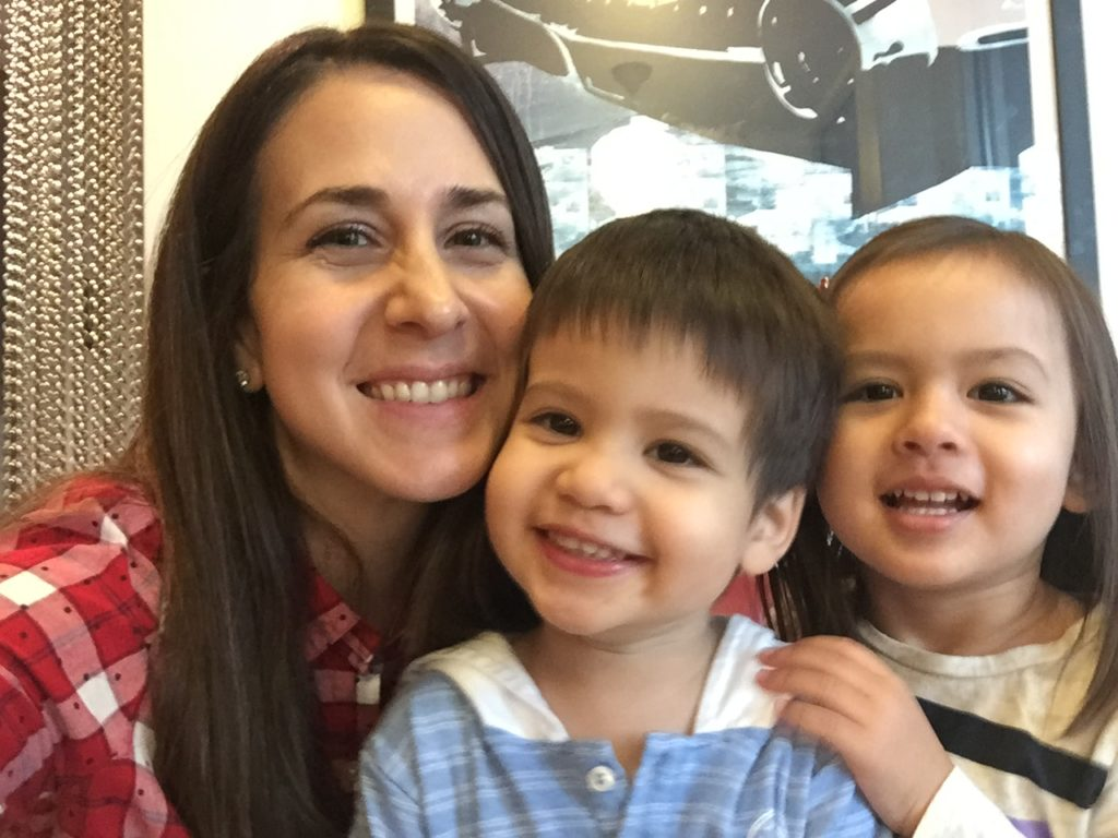 Sanam Saber on Après, a career resource for moms returning to work